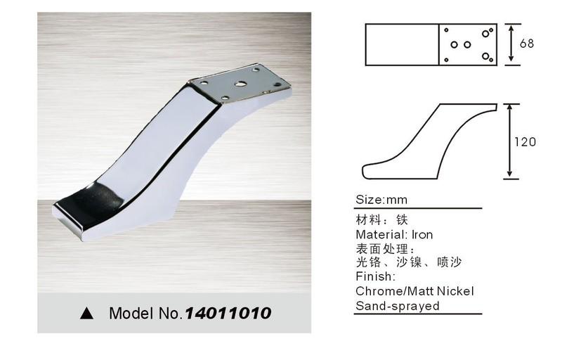 Furniture feet 14011010