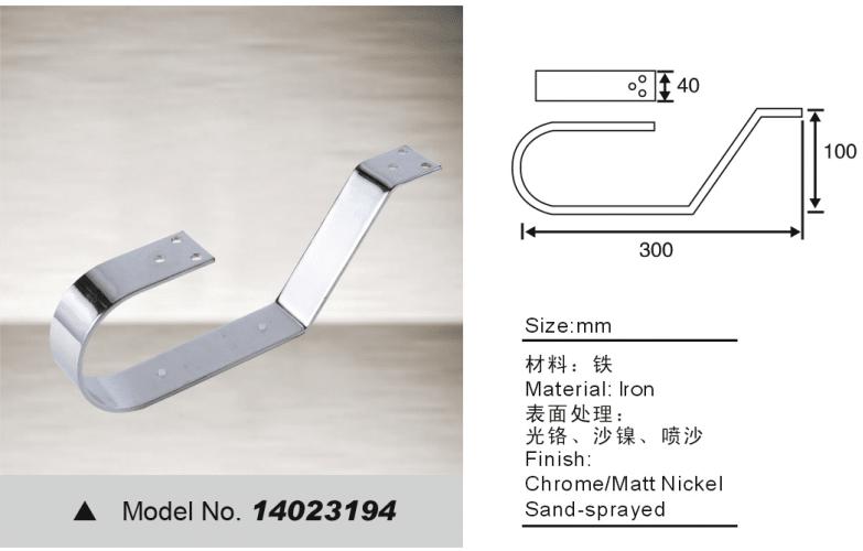 Metal furniture leg for sofa hardware