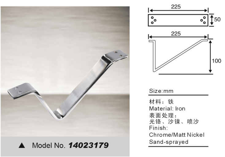 Decorative Metal sofa leg for sofa hardware