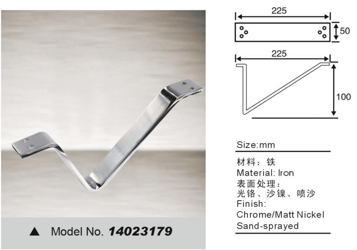 Decorative Metal sofa leg for sofa hardware