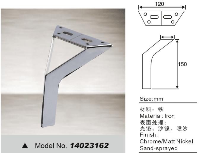 New design leg in 2017 sofa leg