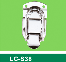LC-S38 latch for barbecue without a key,Flight case road case hardware