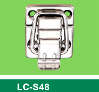 LC-S48 flat G shape small Latch,Flight case road case hardware