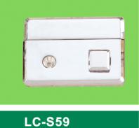 LC-S59 die-casting square Latch,Flight case road case hardware