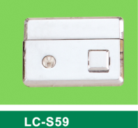 LC-S59 die-casting square Latch,Flight case road case hardware